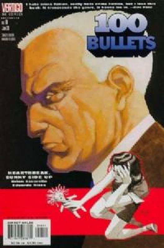 Cover of 100 Bullets #11. One of 250,000 Vintage American Comics on sale from Krypton!