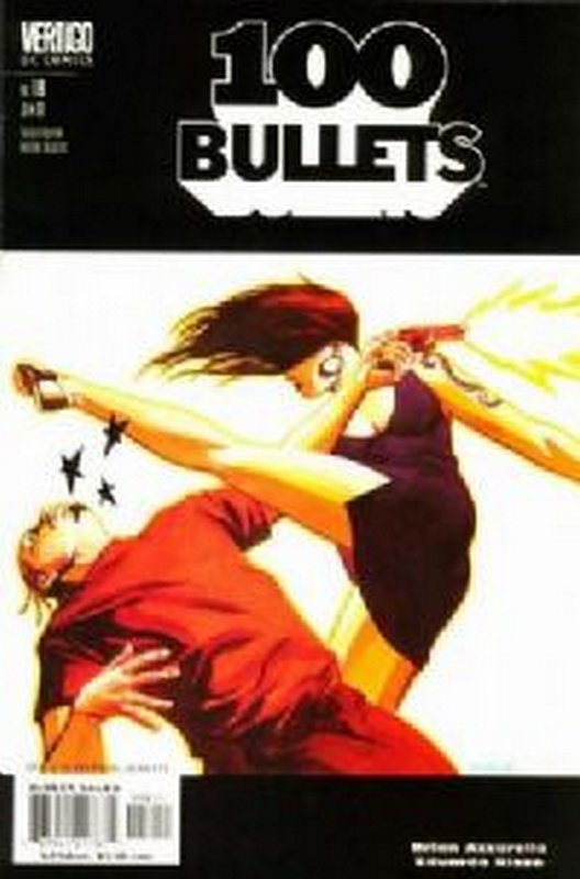 Cover of 100 Bullets #18. One of 250,000 Vintage American Comics on sale from Krypton!