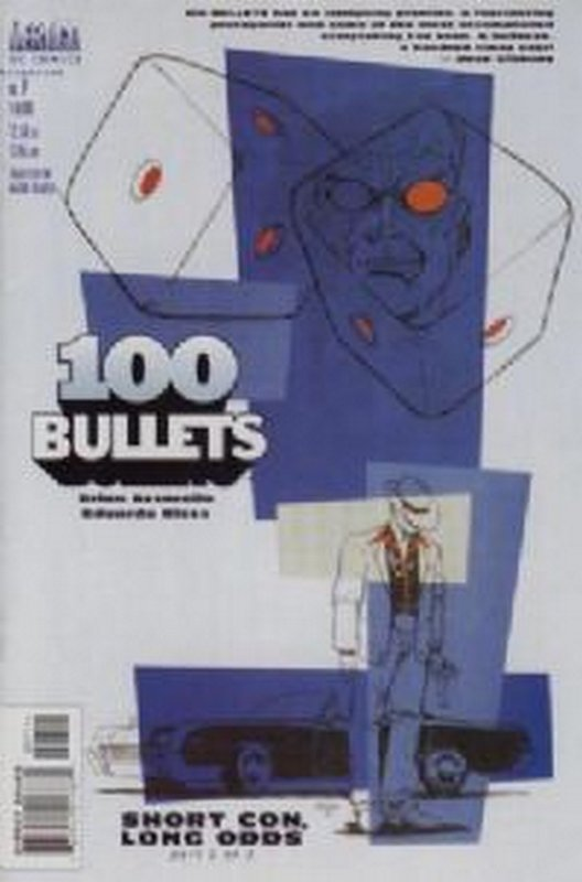 Cover of 100 Bullets #7. One of 250,000 Vintage American Comics on sale from Krypton!