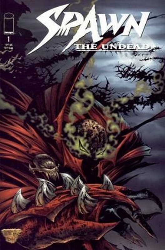 Cover of Spawn The Undead (Vol 1) #1. One of 250,000 Vintage American Comics on sale from Krypton!