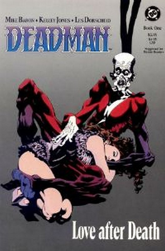 Cover of Deadman: Love After Death #1. One of 250,000 Vintage American Comics on sale from Krypton!