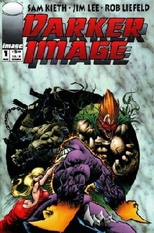 Cover of Darker Image (1993 One Shot) #1. One of 250,000 Vintage American Comics on sale from Krypton!
