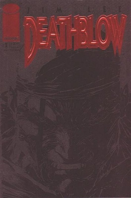 Cover of Deathblow (Vol 1) #1. One of 250,000 Vintage American Comics on sale from Krypton!