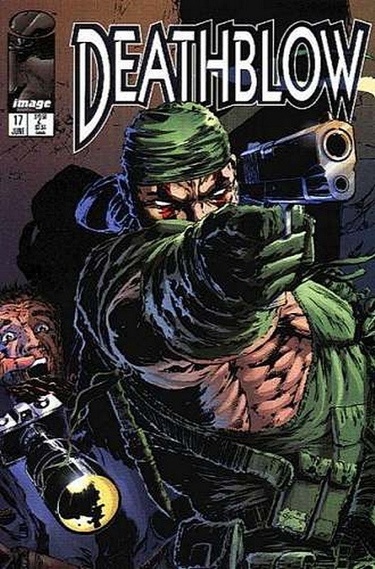 Cover of Deathblow (Vol 1) #17. One of 250,000 Vintage American Comics on sale from Krypton!