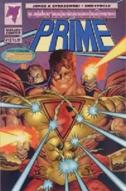 Cover of Prime (Vol 1) #10. One of 250,000 Vintage American Comics on sale from Krypton!