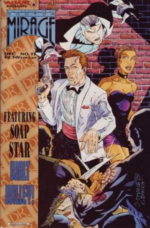 Cover of Doctor Mirage (Vol 1) Second Life of #13. One of 250,000 Vintage American Comics on sale from Krypton!
