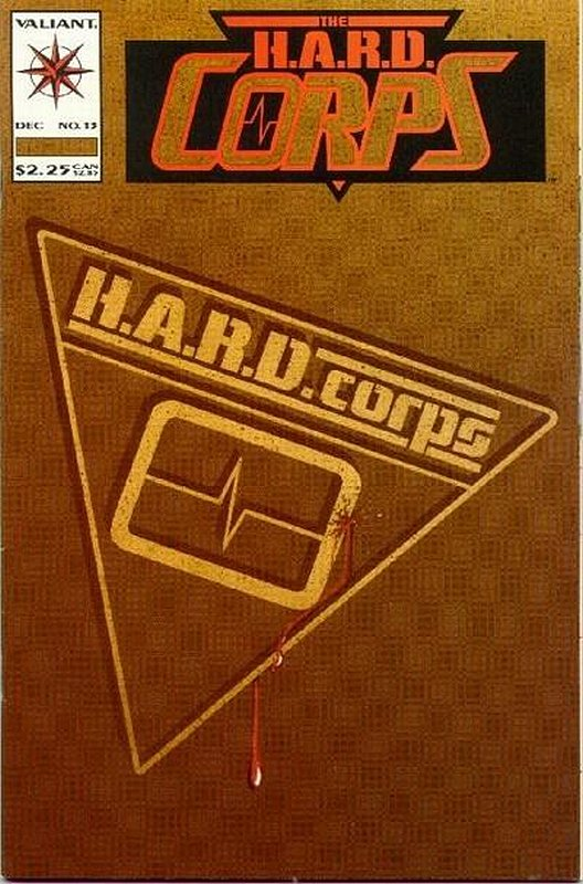 Cover of H.A.R.D. Corps (Vol 1) The #13. One of 250,000 Vintage American Comics on sale from Krypton!