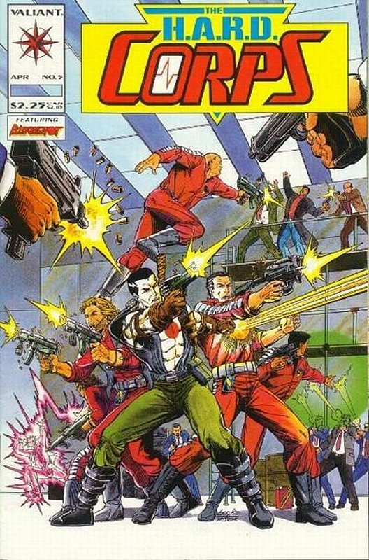 Cover of H.A.R.D. Corps (Vol 1) The #5. One of 250,000 Vintage American Comics on sale from Krypton!