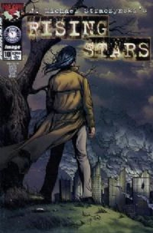 Cover of Rising Stars #10. One of 250,000 Vintage American Comics on sale from Krypton!