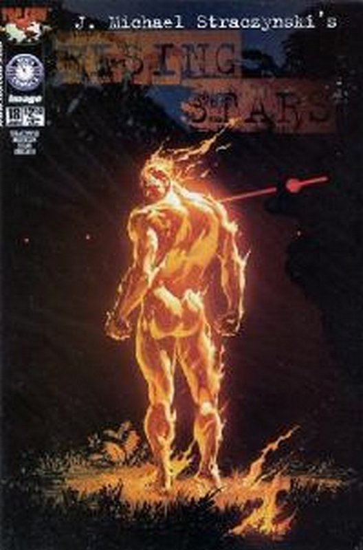 Cover of Rising Stars #18. One of 250,000 Vintage American Comics on sale from Krypton!