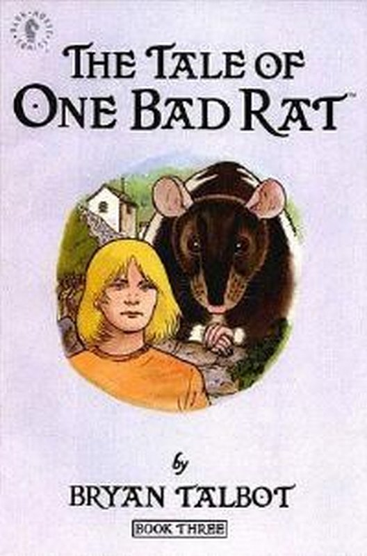Cover of Tale of One Bad Rat (1994 Ltd) #3. One of 250,000 Vintage American Comics on sale from Krypton!