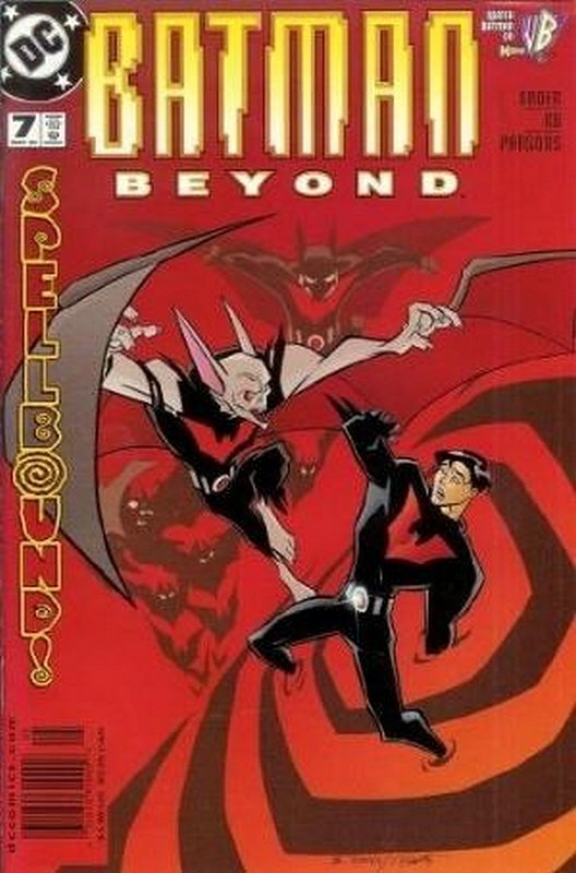 Cover of Batman Beyond (Vol 1) #7. One of 250,000 Vintage American Comics on sale from Krypton!