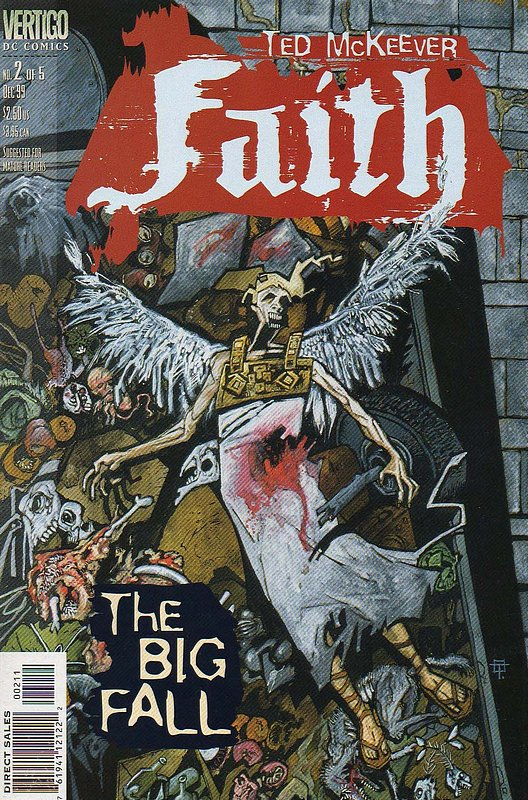 Cover of Faith (1999 Ltd) #2. One of 250,000 Vintage American Comics on sale from Krypton!