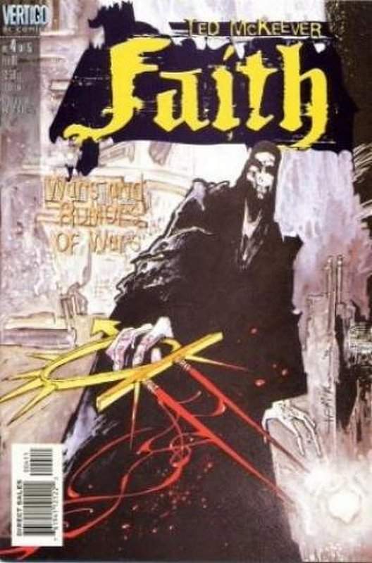 Cover of Faith (1999 Ltd) #4. One of 250,000 Vintage American Comics on sale from Krypton!