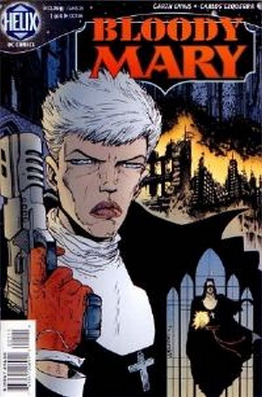 Cover of Bloody Mary (1996 Ltd) #1. One of 250,000 Vintage American Comics on sale from Krypton!