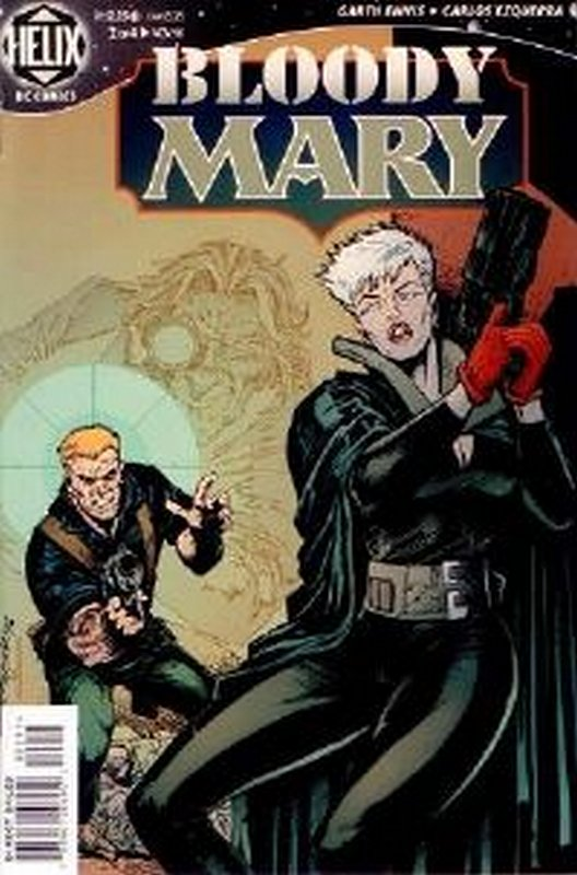 Cover of Bloody Mary (1996 Ltd) #2. One of 250,000 Vintage American Comics on sale from Krypton!