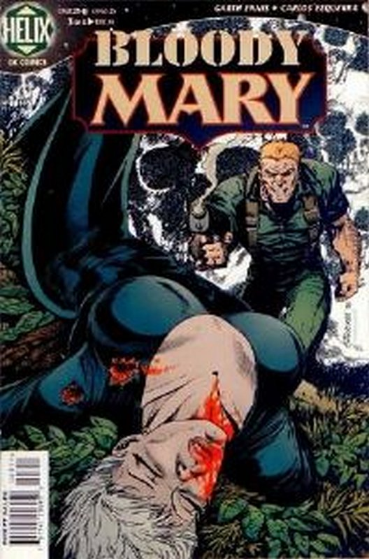 Cover of Bloody Mary (1996 Ltd) #3. One of 250,000 Vintage American Comics on sale from Krypton!