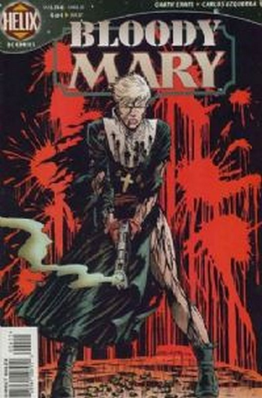 Cover of Bloody Mary (1996 Ltd) #4. One of 250,000 Vintage American Comics on sale from Krypton!