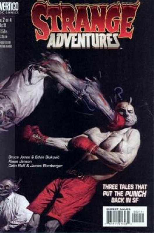 Cover of Strange Adventures (1999 Ltd) #2. One of 250,000 Vintage American Comics on sale from Krypton!