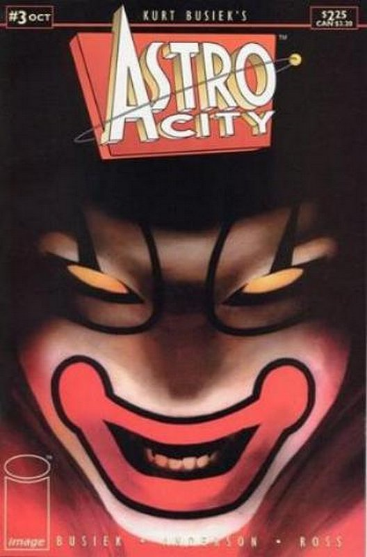 Cover of Astro City (Vol 1) #3. One of 250,000 Vintage American Comics on sale from Krypton!
