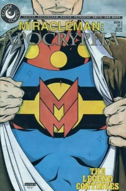Cover of Miracleman: Apocrypha (1991 Ltd) #2. One of 250,000 Vintage American Comics on sale from Krypton!