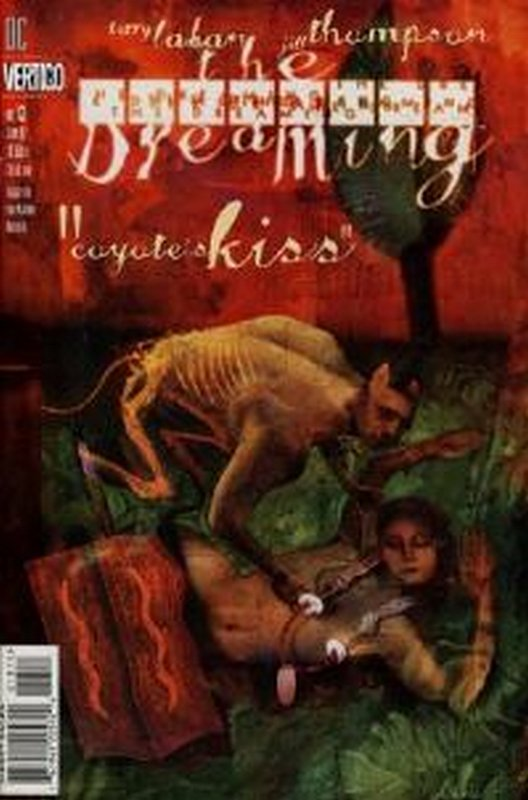 Cover of Dreaming (Vol 1) #13. One of 250,000 Vintage American Comics on sale from Krypton!