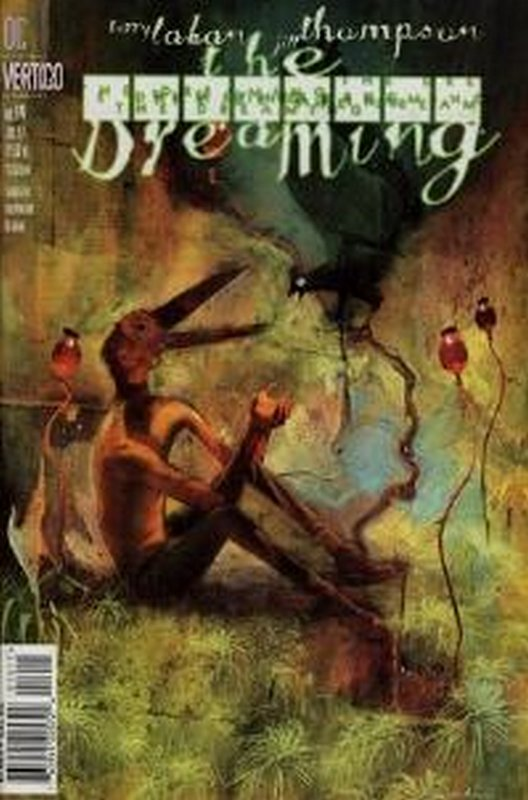 Cover of Dreaming (Vol 1) #14. One of 250,000 Vintage American Comics on sale from Krypton!