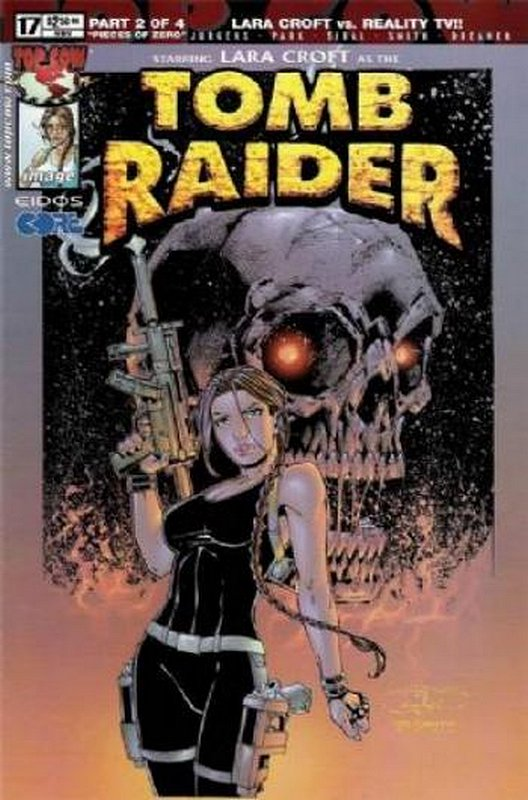 Cover of Tomb Raider (Vol 1) #17. One of 250,000 Vintage American Comics on sale from Krypton!