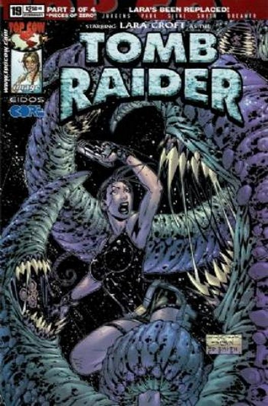 Cover of Tomb Raider (Vol 1) #19. One of 250,000 Vintage American Comics on sale from Krypton!