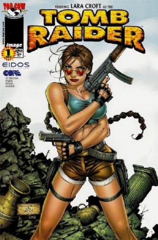 Cover of Tomb Raider (Vol 1) #1. One of 250,000 Vintage American Comics on sale from Krypton!