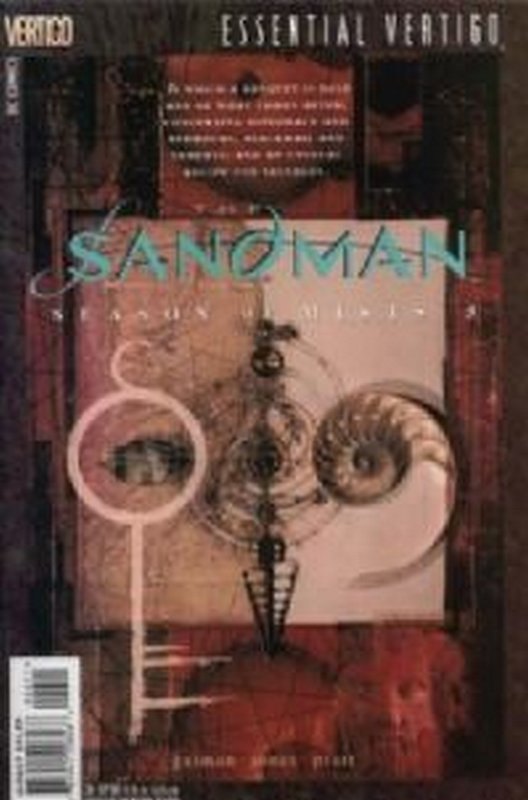 Cover of Essential Vertigo: The Sandman (Vol 1) #26. One of 250,000 Vintage American Comics on sale from Krypton!