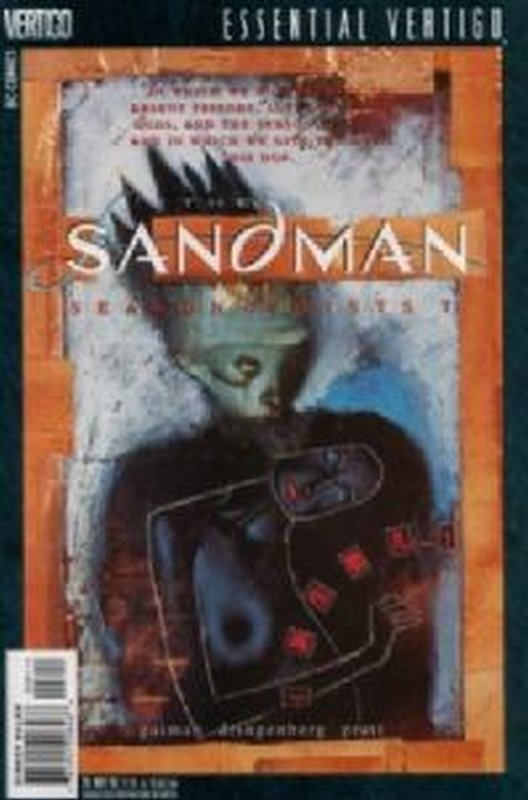 Cover of Essential Vertigo: The Sandman (Vol 1) #28. One of 250,000 Vintage American Comics on sale from Krypton!
