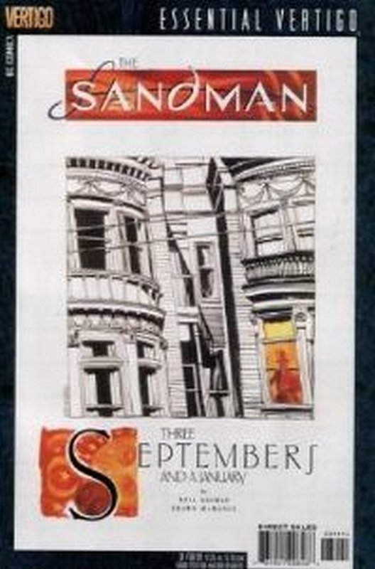 Cover of Essential Vertigo: The Sandman (Vol 1) #31. One of 250,000 Vintage American Comics on sale from Krypton!