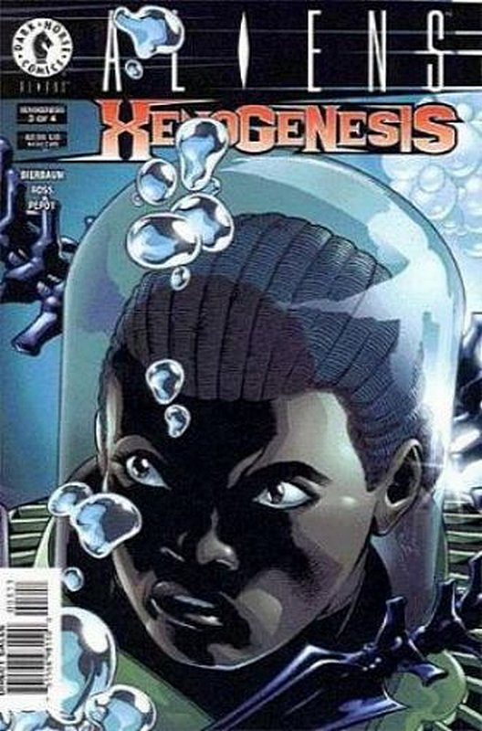 Cover of Aliens Xenogenesis (1999 Ltd) #3. One of 250,000 Vintage American Comics on sale from Krypton!