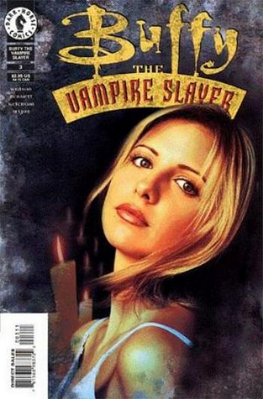 Cover of Buffy the Vampire Slayer (Vol 1) #3. One of 250,000 Vintage American Comics on sale from Krypton!