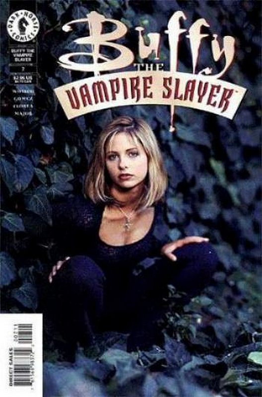 Cover of Buffy the Vampire Slayer (Vol 1) #7. One of 250,000 Vintage American Comics on sale from Krypton!