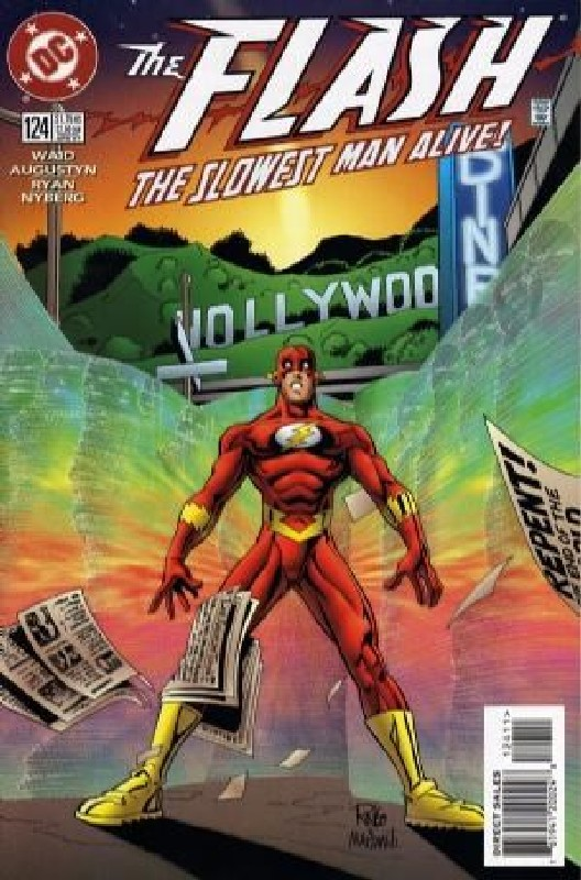 Cover of Flash (Vol 2) #124. One of 250,000 Vintage American Comics on sale from Krypton!