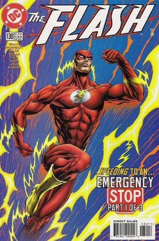 Cover of Flash (Vol 2) #130. One of 250,000 Vintage American Comics on sale from Krypton!