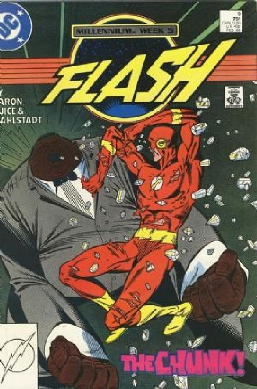 Cover of Flash (Vol 2) #9. One of 250,000 Vintage American Comics on sale from Krypton!