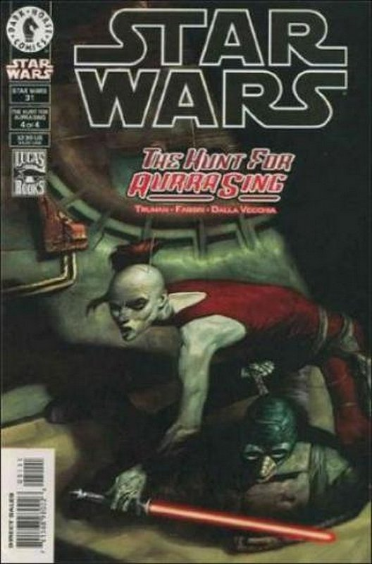 Cover of Star Wars: Republic (Vol 1) #31. One of 250,000 Vintage American Comics on sale from Krypton!