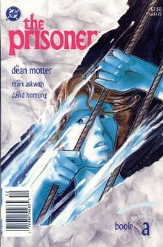Cover of Prisoner (1988 Ltd) The #1. One of 250,000 Vintage American Comics on sale from Krypton!