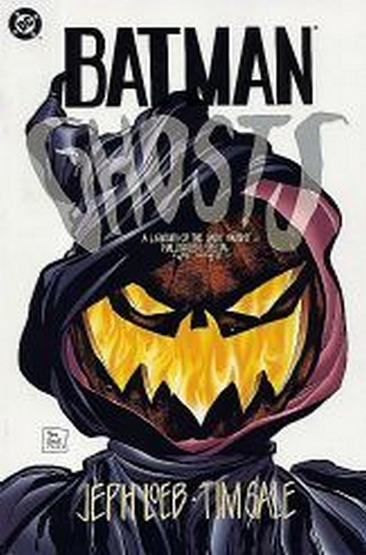 Cover of Batman: Ghosts - Halloween Special (1995 One Shot) #1. One of 250,000 Vintage American Comics on sale from Krypton!