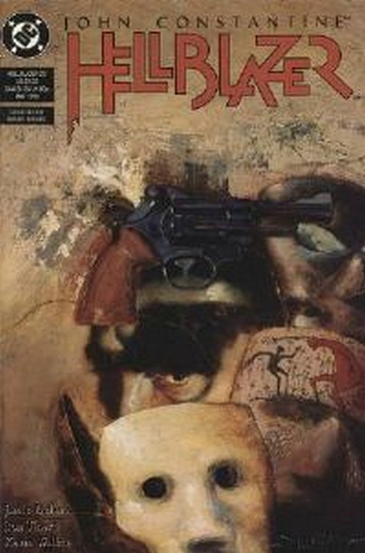 Cover of Hellblazer (Vol 1) #29. One of 250,000 Vintage American Comics on sale from Krypton!