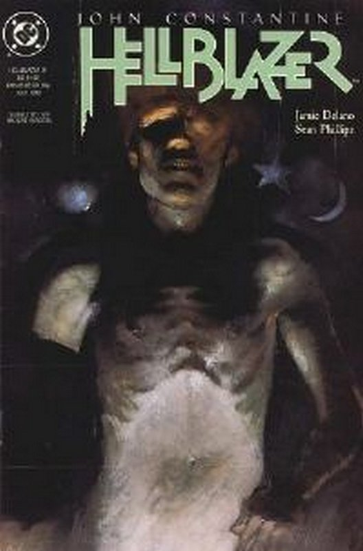 Cover of Hellblazer (Vol 1) #31. One of 250,000 Vintage American Comics on sale from Krypton!