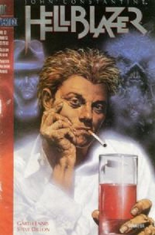 Cover of Hellblazer (Vol 1) #63. One of 250,000 Vintage American Comics on sale from Krypton!