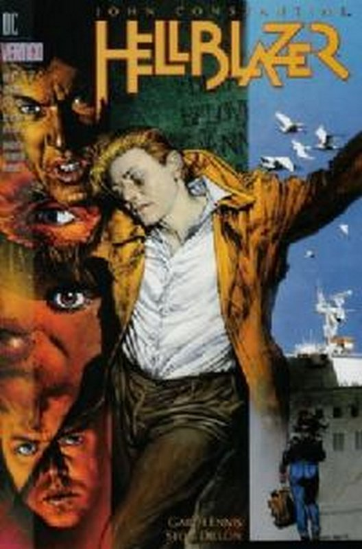 Cover of Hellblazer (Vol 1) #67. One of 250,000 Vintage American Comics on sale from Krypton!