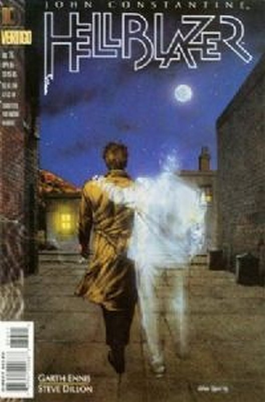 Cover of Hellblazer (Vol 1) #76. One of 250,000 Vintage American Comics on sale from Krypton!