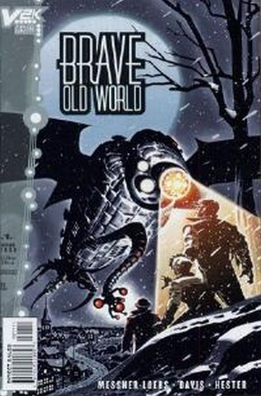 Cover of Brave Old World (1999 Ltd) #1. One of 250,000 Vintage American Comics on sale from Krypton!