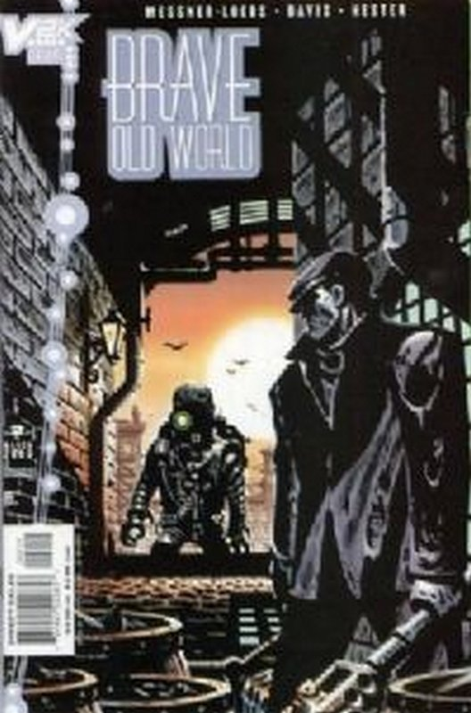 Cover of Brave Old World (1999 Ltd) #2. One of 250,000 Vintage American Comics on sale from Krypton!