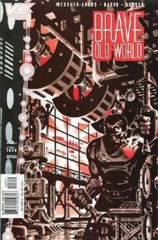 Cover of Brave Old World (1999 Ltd) #3. One of 250,000 Vintage American Comics on sale from Krypton!